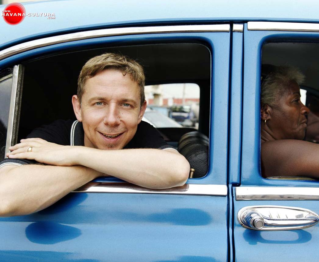 Cuban Taxi and Gilles